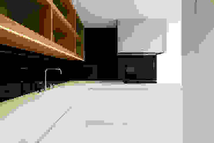 Penthouse Studio Moderne Küchen von Hürlemann AG Modern