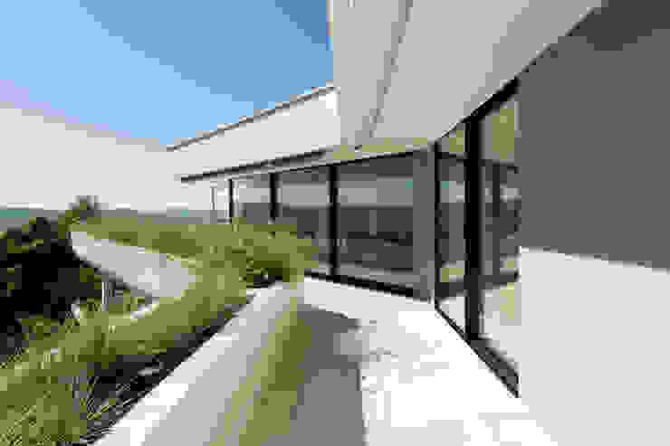 Penthouse Studio Moderne Häuser von Hürlemann AG Modern