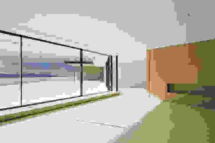 Penthouse Studio Moderne Wohnzimmer von Hürlemann AG Modern