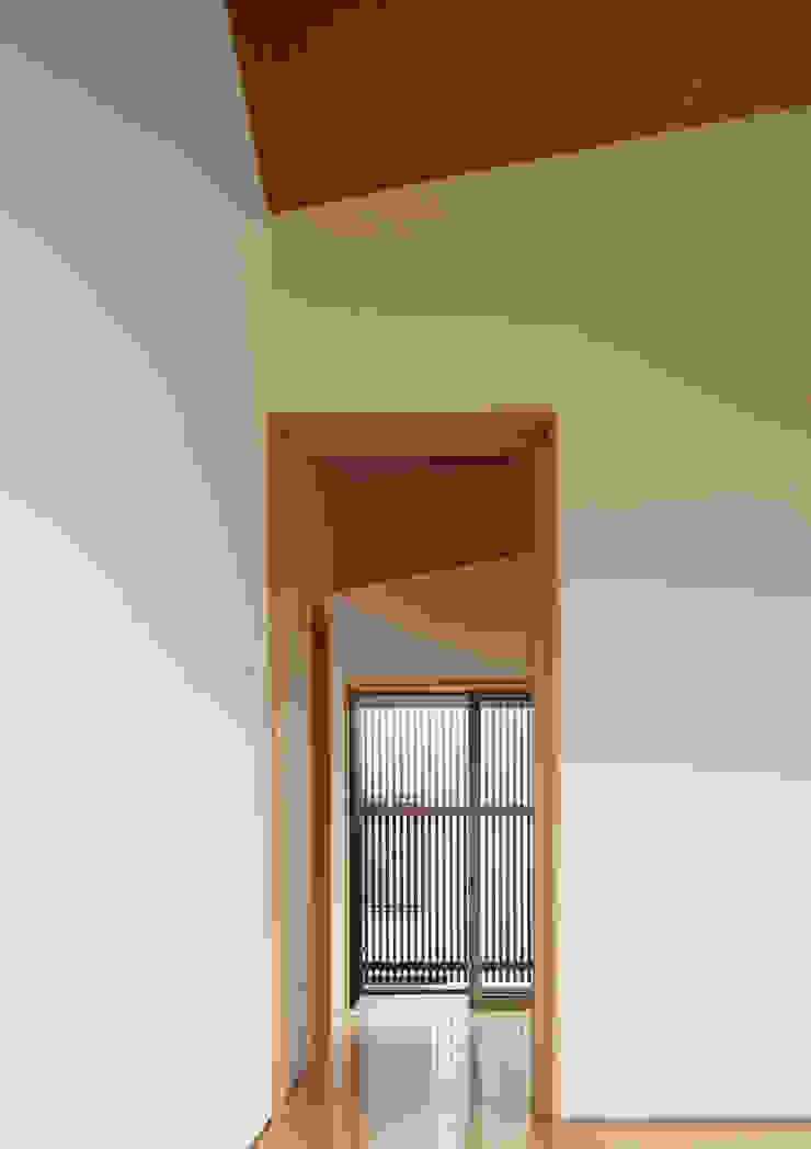 寝室 オリジナルスタイルの 寝室 の Osamu Sano Architect & associates オリジナル