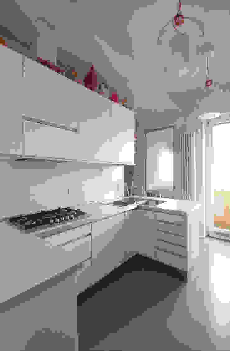cucina Case di Giulietta Boggio archidesign