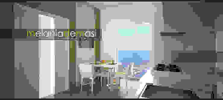 ห้องครัว โดย melania de masi architetto