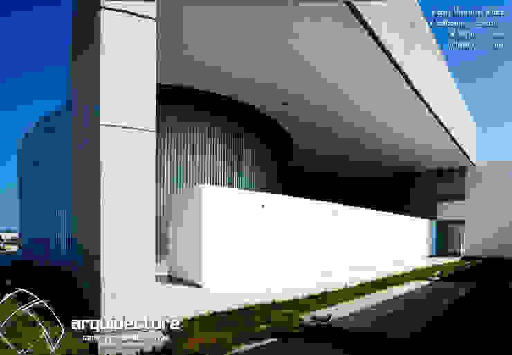 TRIBUNAL ELECTORAL DEL ESTADO DE YUCATÁN Habitaciones de Grupo Arquidecture