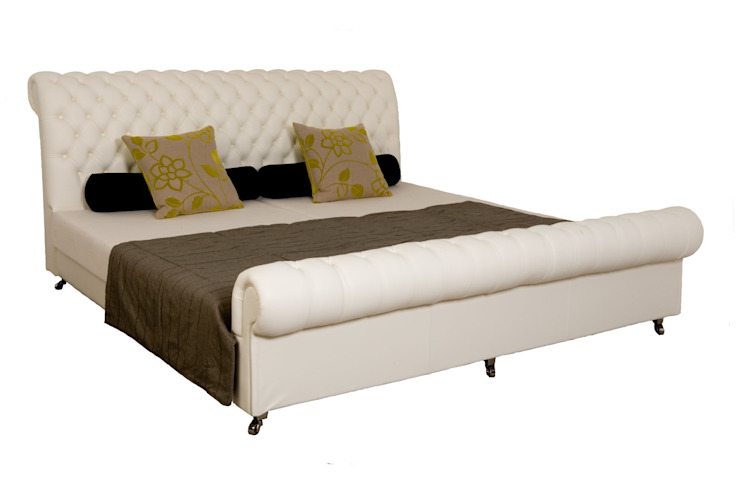 Maximillian Bed de The Big Bed Company Moderno