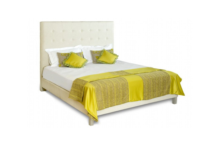 Zoe Bed de The Big Bed Company Moderno