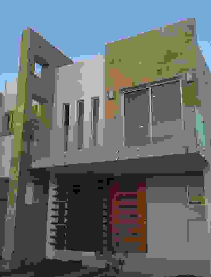 CIMA Casas modernas de TOA Design Moderno