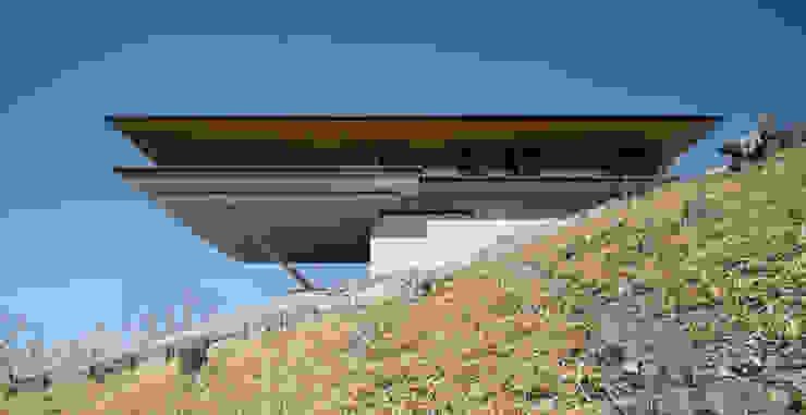 <House in Yatsugatake> by 城戸崎建築研究室 / KIDOSAKI ARCHITECTS STUDIO Сучасний