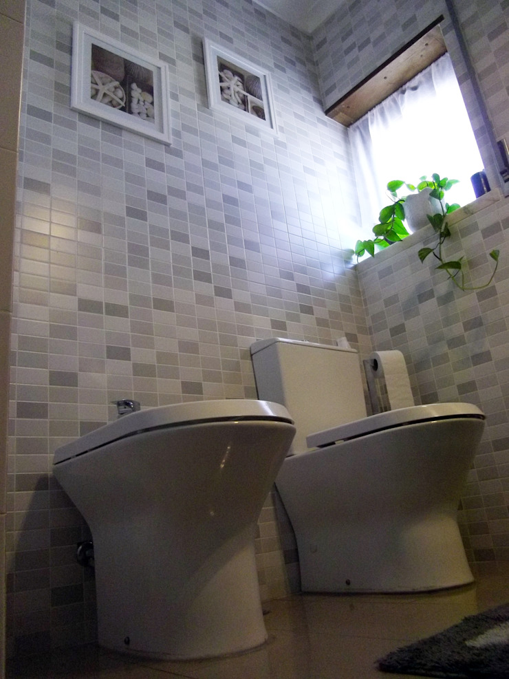 WC WINTER Bathroom by ANDRE VENTURA DESIGNER