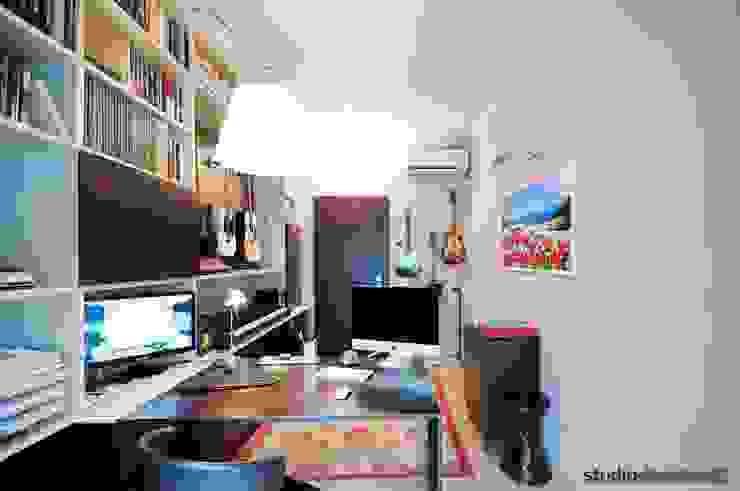 Casa Carilla - Studio - locale hobby Studio moderno di studiodonizelli Moderno