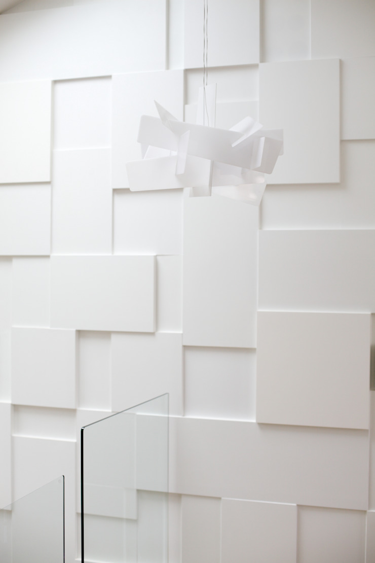 WALL GAME Minimalist walls & floors by ANDRE VENTURA DESIGNER Minimalist