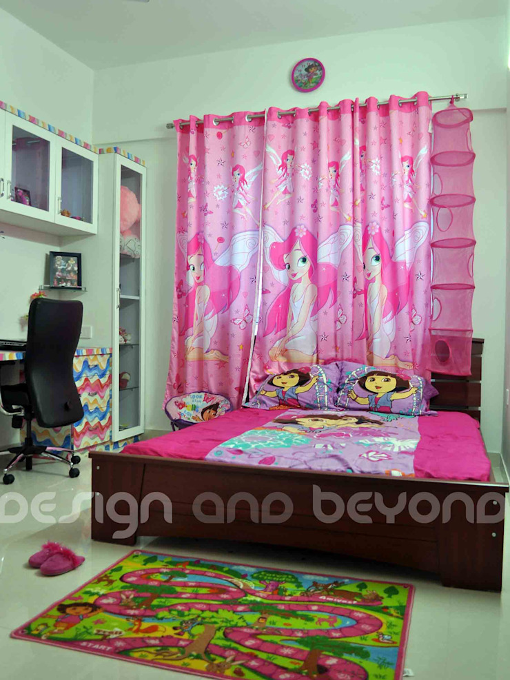 kids room Modern houses by Design and beyond Modern