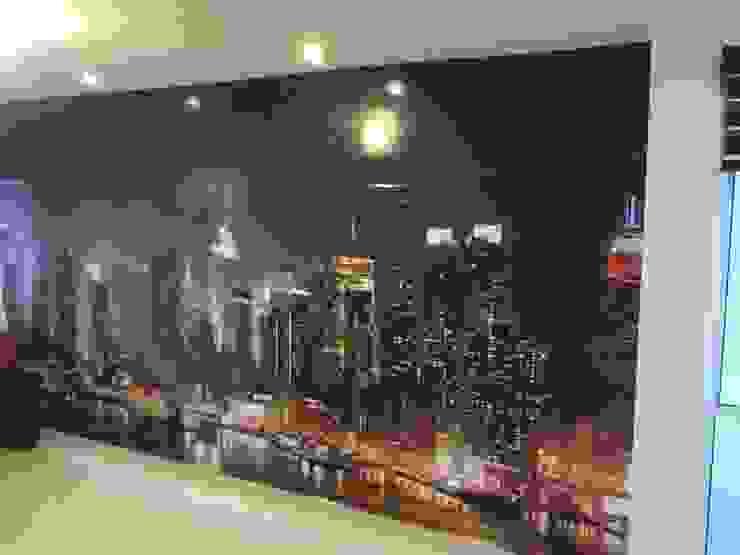 Moderne Wände & Böden von Softlinedecor Modern