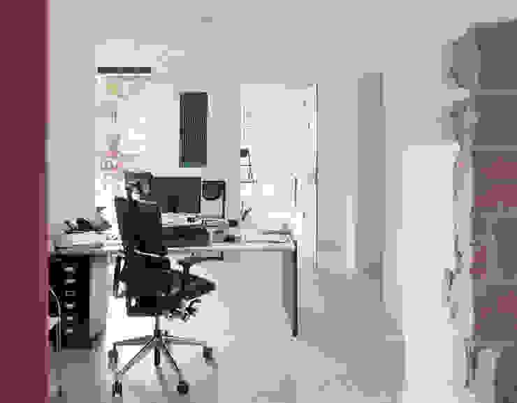Haus M: modern  von Claus + Pretzsch Architekten BDA,Modern