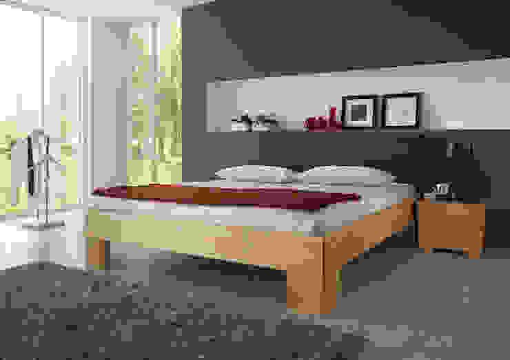 Massive Naturmöbel BedroomBeds & headboards