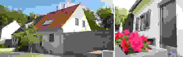 Ansicht von Norden: modern  von Planungsbüro Schilling,Modern