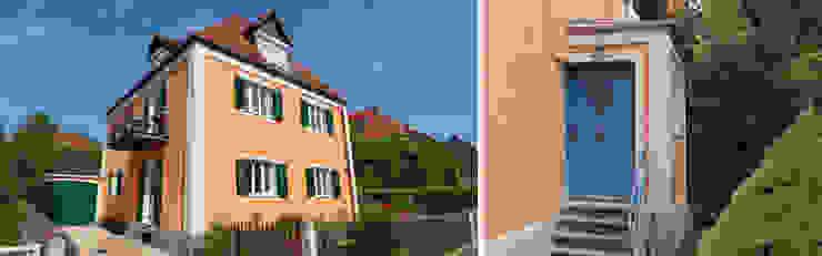 Energetische Sanierung Einfamilienhaus in München-Sendling von Planungsbüro Schilling Klassisch