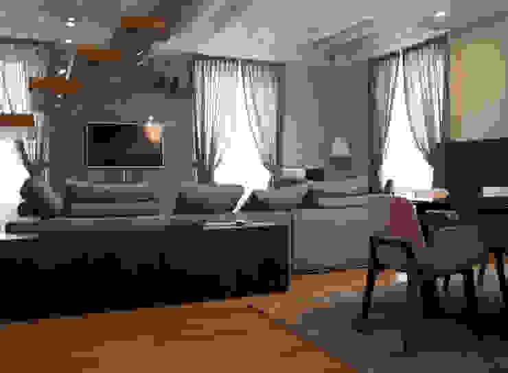 Casa S - Milano - 2014 Case moderne di DnA associates snc Moderno