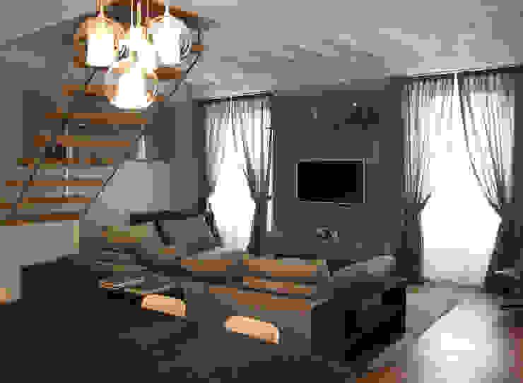 Casa S – Milano – 2014 Case moderne di DnA associates snc Moderno