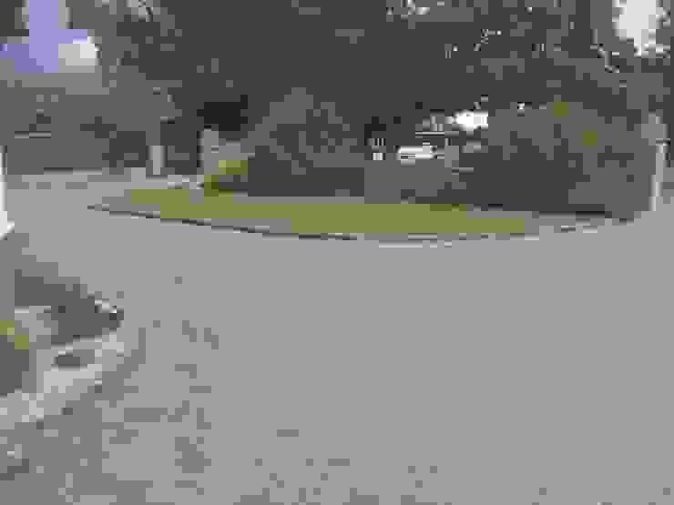 Driveway Epsom par D Plumridge Professional Driveway & Patio Construction Rustique