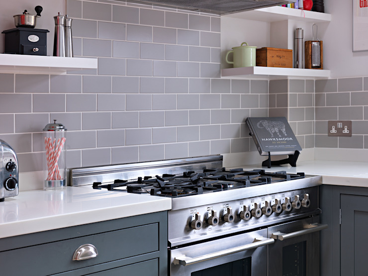 Bespoke Handmade Traditional Kitchen: modern  by Williams Ridout, Modern