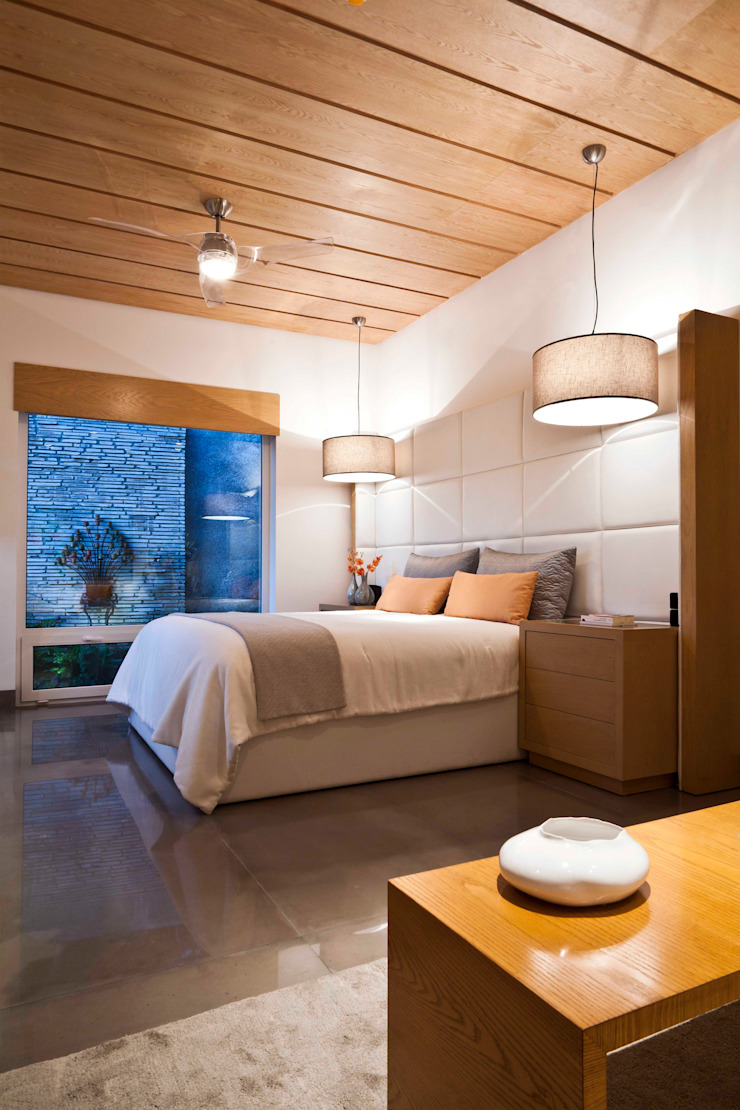Modern Bedroom by ARQUIPLAN Modern