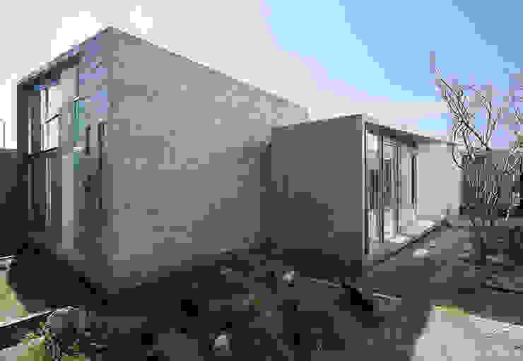 casa DAUZ Casas modernas de NonWarp Moderno