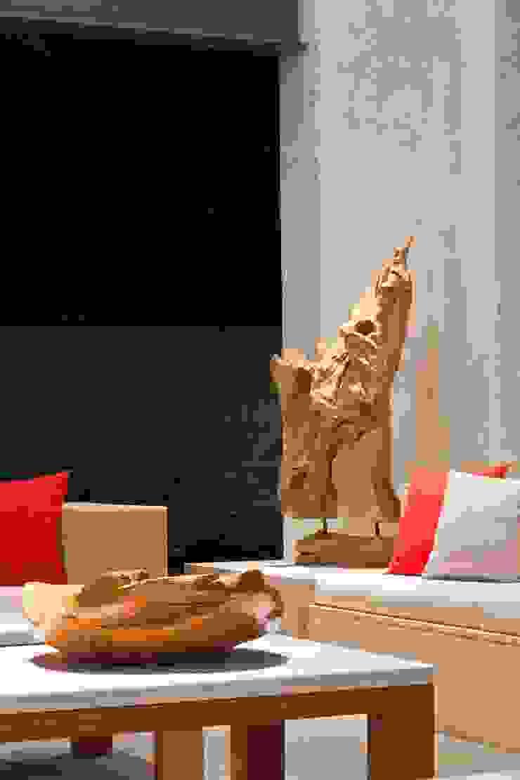 Modern Living Room by ARQUIPLAN Modern Wood Wood effect