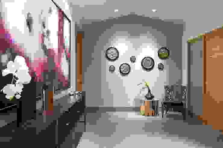 Modern Walls and Floors by ARQUIPLAN Modern Wood Wood effect