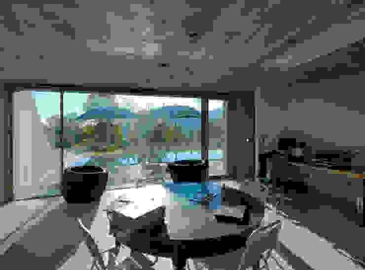 Projekty,  Domy zaprojektowane przez FL Architetti, Minimalistyczny