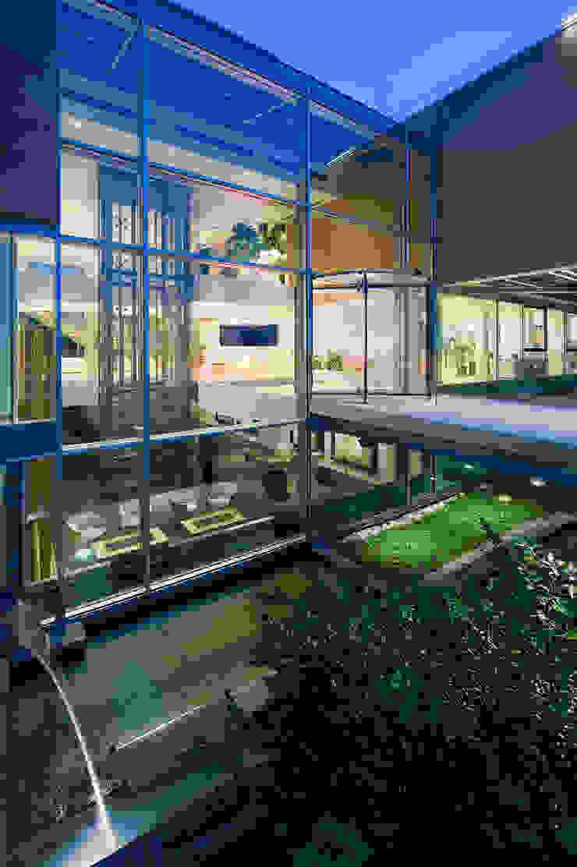 RAINBOW Imagination factory Giardino moderno di Studio Bianchi Architettura Moderno