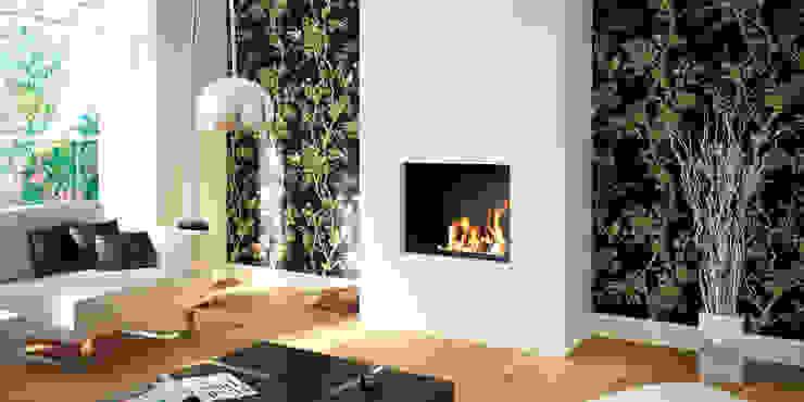 Dim-ora Caminetti su misura a gas, elettrici e a bioetanolo ในครัวเรือนเครื่องใช้ในบ้านขนาดใหญ่