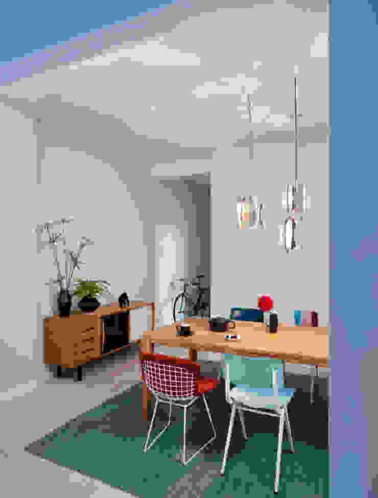 THAT'S FUSION Espaces de bureaux originaux par VINTAGENCY Éclectique