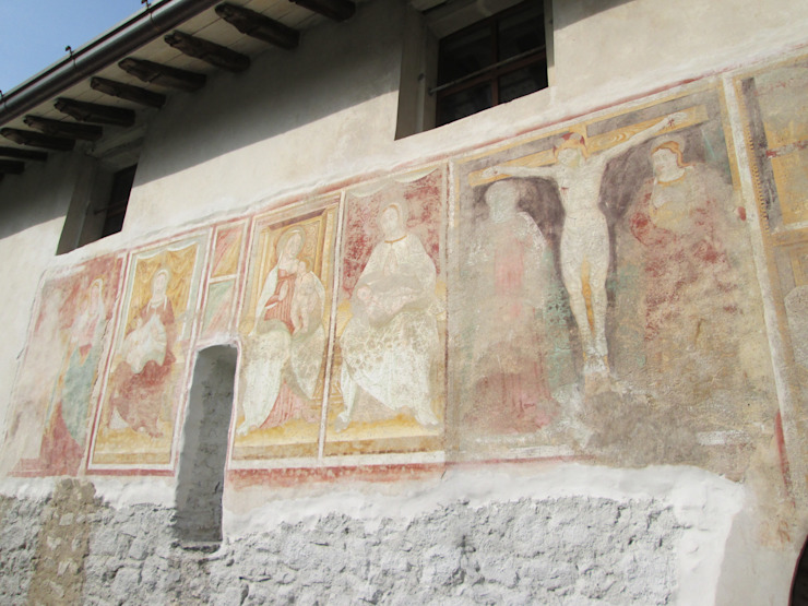 Chiesa San Giorgio di ARC restauri srl Classico