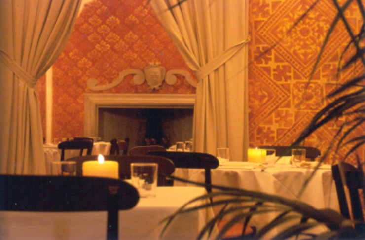 Wine Bar Florence di ferrara palladino e associati Eclettico
