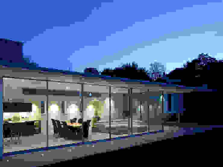 Orchard Hill Ruang Keluarga Modern Oleh JAMIE FALLA ARCHITECTURE Modern