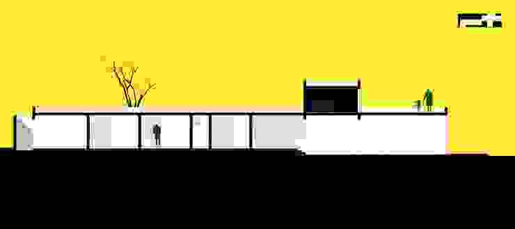 Casa Mandarim por AUÁ arquitetos