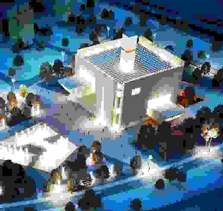 Museums by Decio Tozzi Arquitetura e Urbanismo Ltda.,