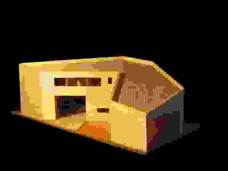 by AUÁ arquitetos
