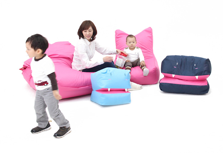 Kids room set 쿤(KOON) 아이 방침대 & 유아용 침대