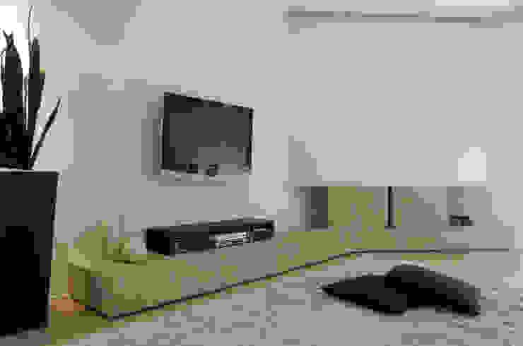 Appartamento Fanti Case moderne di Stefano Zaghini Architetto Moderno