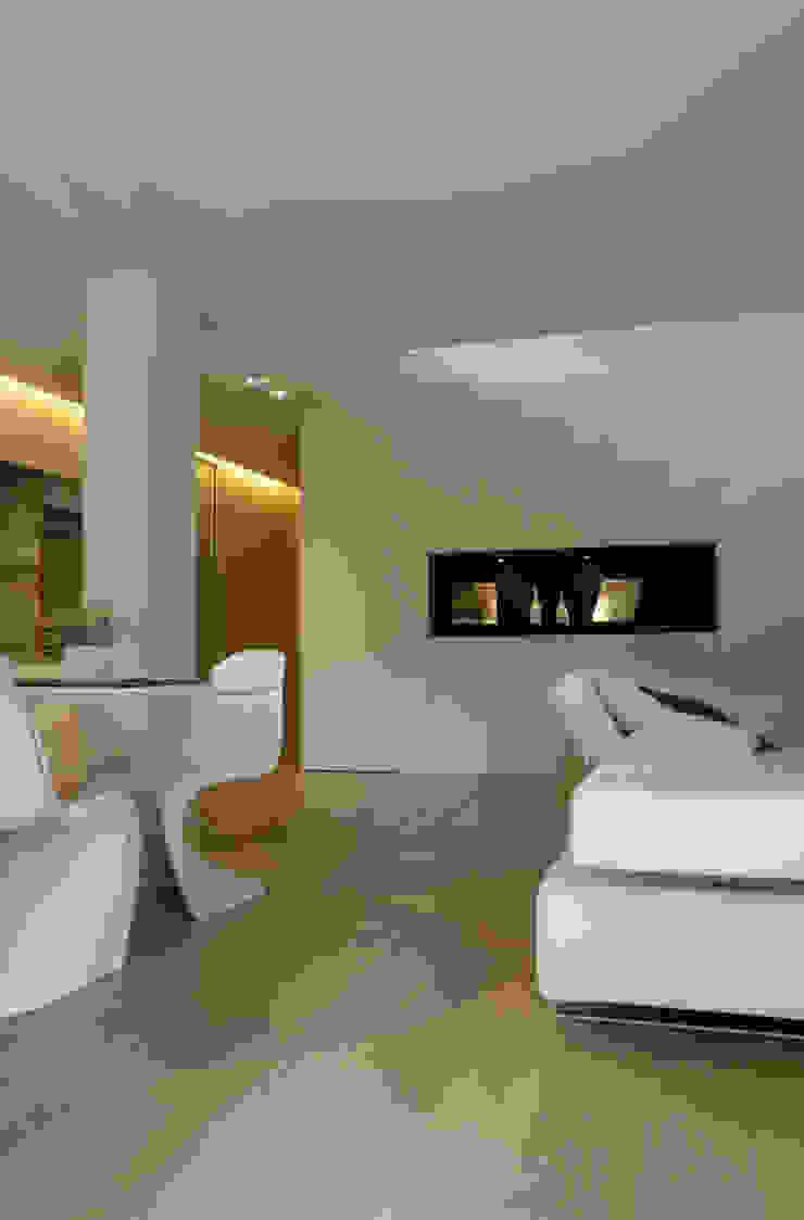 Appartamento Fanti Case in stile minimalista di Stefano Zaghini Architetto Minimalista