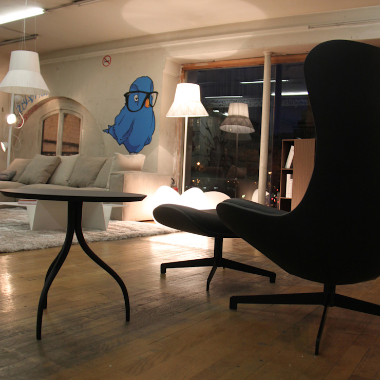 Magasin Ligne Roset, Paris – Réaumur By STUDIOLOUISMORGAN Locaux commerciaux & Magasin originaux par Studio Louis morgan Éclectique