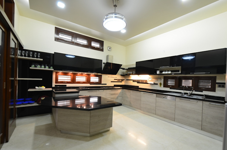 Kitchen Rooms by Synectics partners