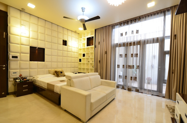 Master Bedroom Rooms by Synectics partners