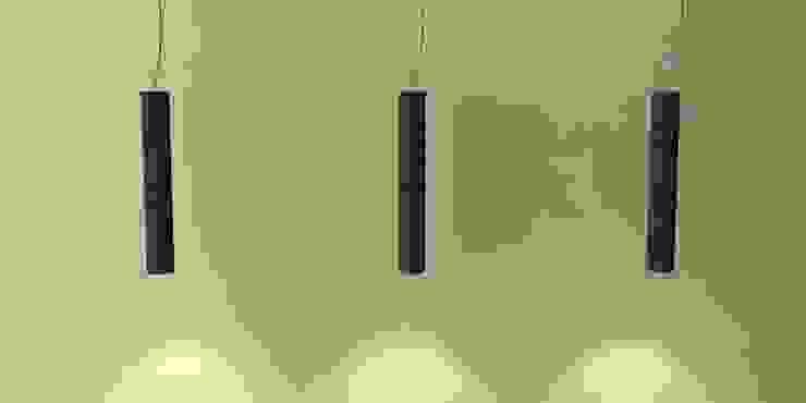 Porfido e luce di Design art Minimalista