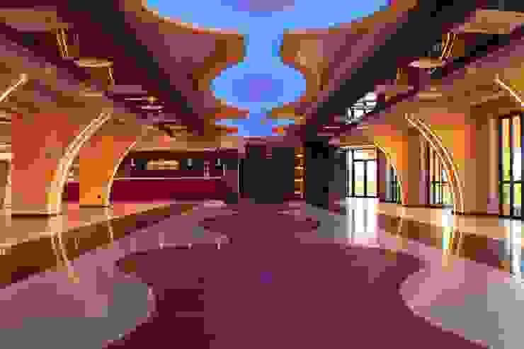 La fase di Prova Illuminazione di Studio Formaro&Formaro di Cataldo Formaro Moderno