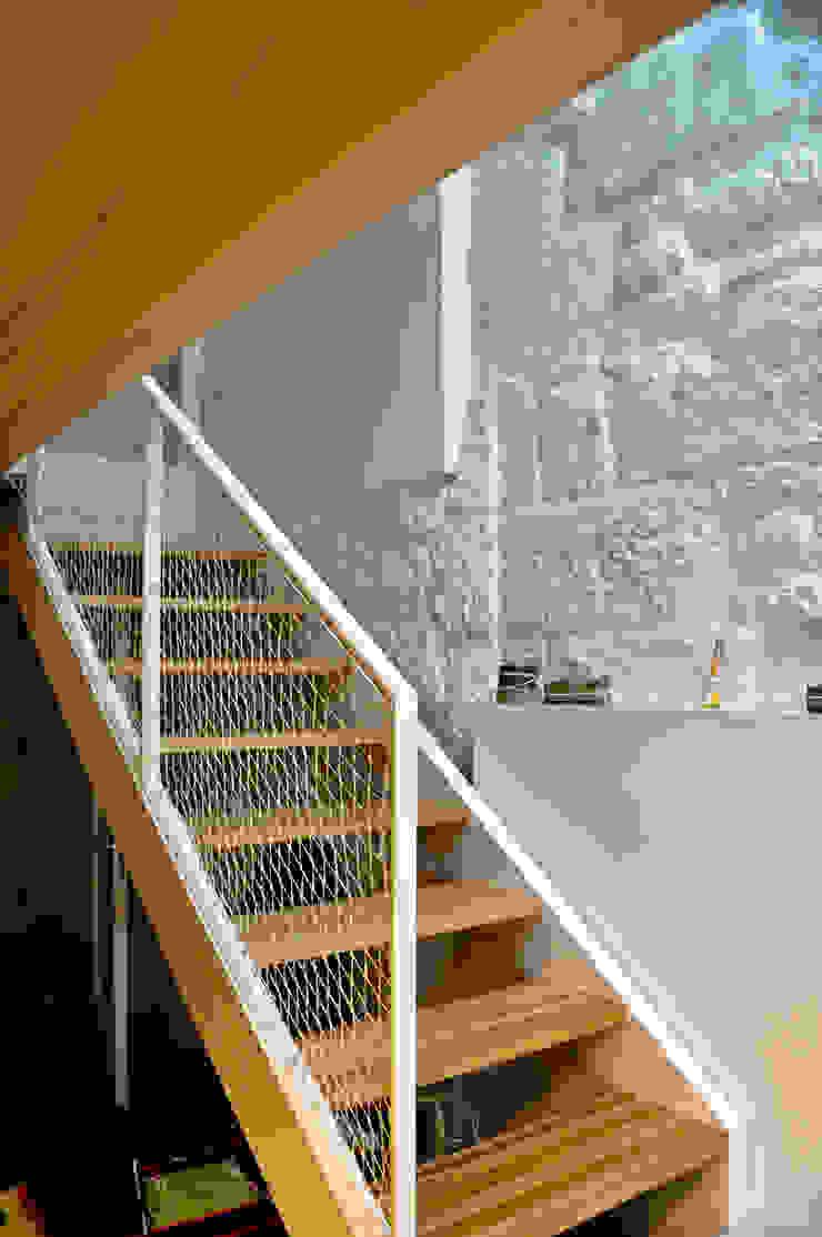 Vivienda unifamiliar en Muros de Arrokabe arquitectos Escandinavo