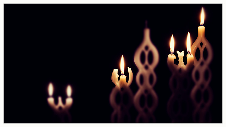Candles от Alusi Ephemeral Art Эклектичный