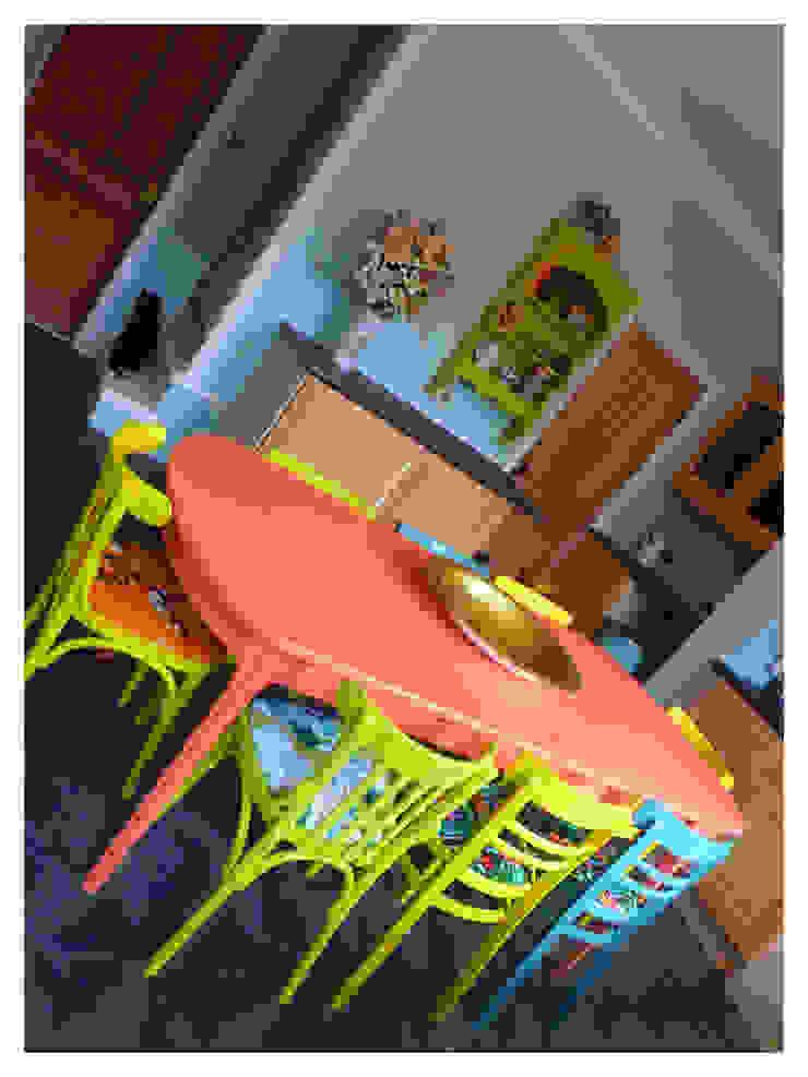 Kitchen, Leeds Crow's Nest Interiors Kitchen