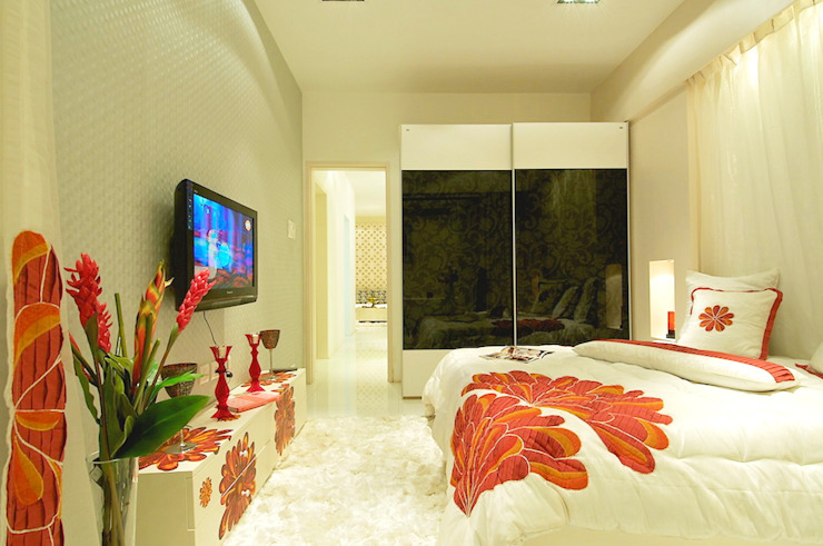 KIDS ROOM shahen mistry architects Eclectic style bedroom
